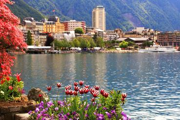 Urlaub Schweiz Montreux