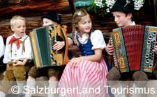Salzburger Land Kultur