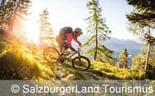 Salzburger Land Radfahren