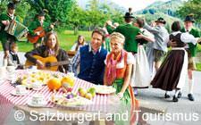 Urlaub Salzburger Land Tradition