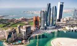 Abu Dhabi Urlaub Skyline