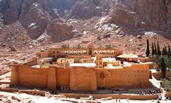Ägypten Katharinenkloster Sinai