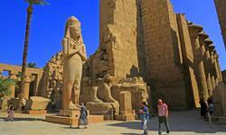 Ägypten Urlaub Luxor