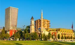 Albanien Urlaub Tirana