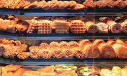 Amsterdam Reise Bäckerei