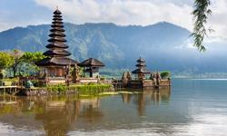 Bali Rundreise Pura Ulun Danu Tempel