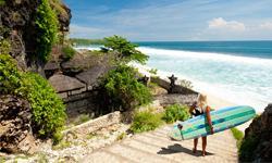 Bali Rundreise Strand
