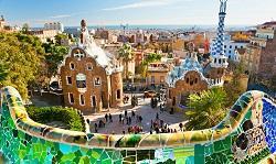 Barcelona Kurzurlaub Spanien