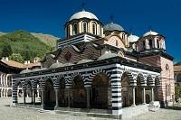 Bulgarien Urlaub Kloster Rila