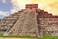 Cancun Uxmal Ruine