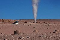 Chile Atacama Wüste