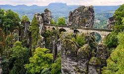Deutschland Mittelgebirge