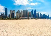Dubai Urlaub Jumeirah Beach