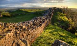 England Reisen Hadrianswall