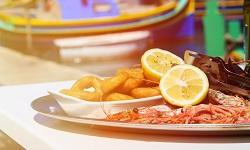 Essen und Trinken Málaga