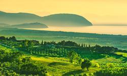 Etruskische Küste Toskana