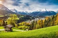 Familienurlaub Bayern Natur