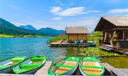 Familienurlaub Österreich Seenlandschaft