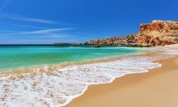 Familienurlaub Portugal Algarve Strand
