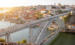 Familienurlaub Portugal Porto