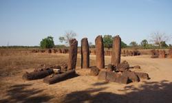 Gambia Urlaub Steinkreise