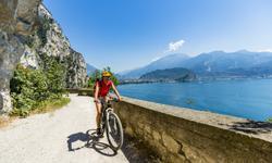 Gardasee Reisen Radfahren