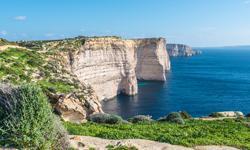 Gozo Sannap Klippen