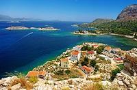 Griechenland Reisen August