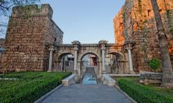 Hadrianstor Urlaub Antalya