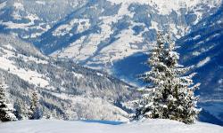 Harz Winterlandschaft Winterurlaub Deutschland