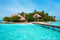 Hochzeitsreise Malediven
