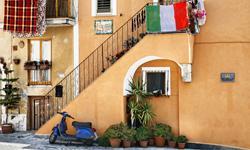 Hotel Italien italienisches Haus