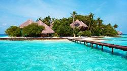 Indischer Ozean Malediven