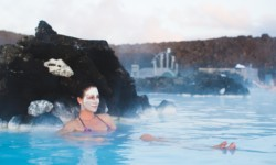 Island Urlaub Blaue Lagune