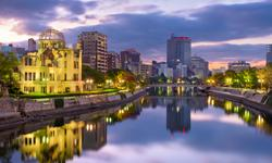 Japan Rundreise Hiroshima