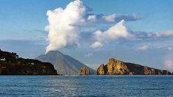 Kalabrien Ausflug Stromboli