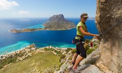 Klettern Kalymnos Kos