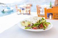 Kreta Urlaub Taverne