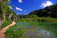 Kroatien Rundreise Plitvicer Seen