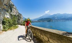 Kurzurlaub Gardasee Radfahren