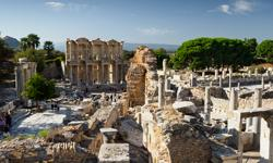 Kusadasi Urlaub Ephesus Tempel