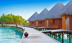 Last Minute Malediven Wasserbungalow