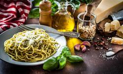 Ligurien Urlaub Pesto