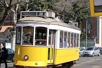 Lissabon Staßenbahn 28