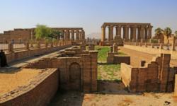 Luxor Urlaub Luxor Tempel