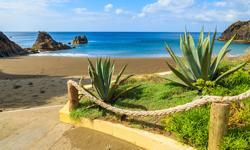 Madeira Urlaub Bucht Prainha