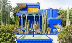 Majorelle Garten Marrakesch