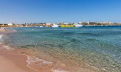 Makadi Bay Urlaub Strand