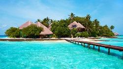 Malediven Atolle