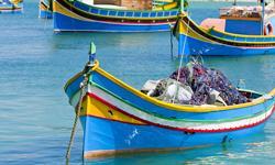 Malta Reisen Marsaxlokk